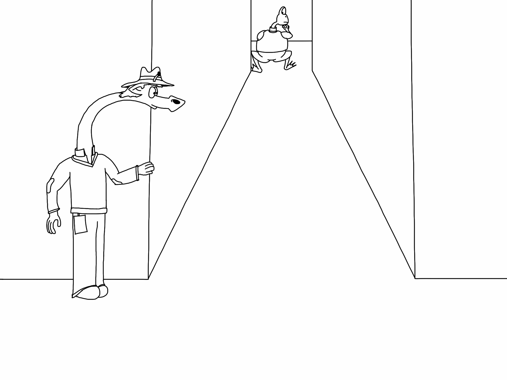 Coloring Pages Outdoor Cellar